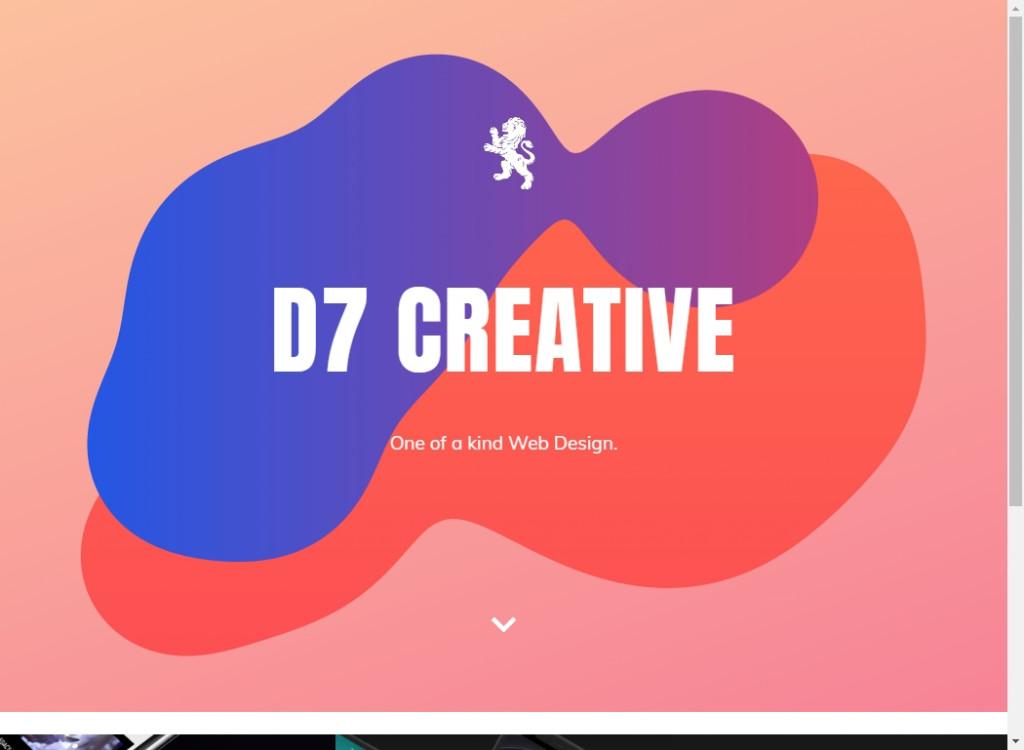 Fun Web Designs To Inspire You 20