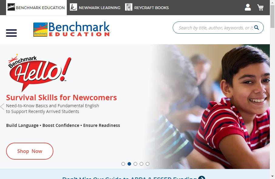 16 Amazing Educational Website Design Examples in 2021 19