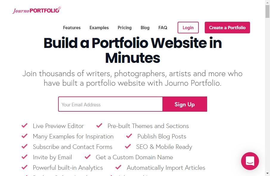12 Amazing Portfolio Website Design Examples in 2021 20