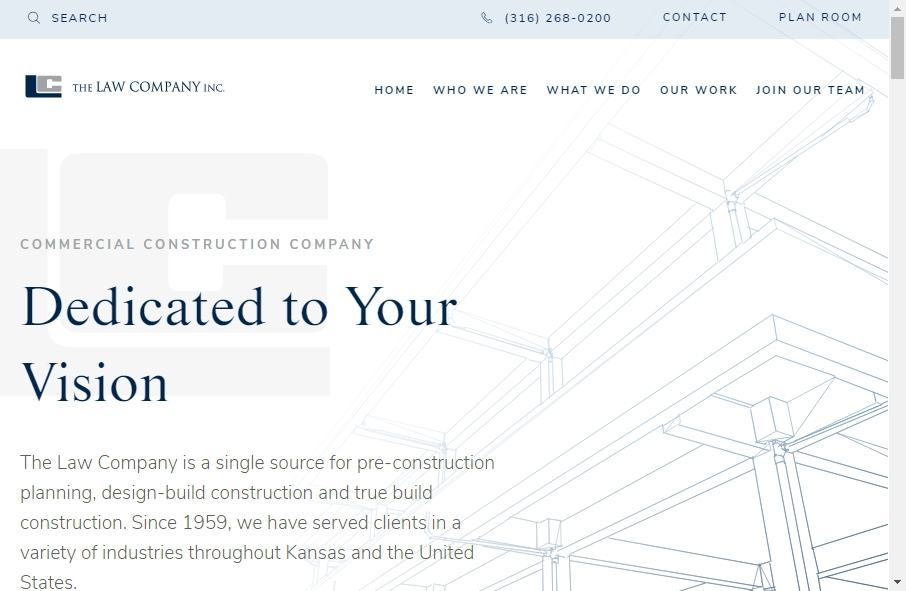 Best Law Websites Design Examples for 2021 18