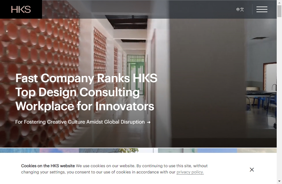 14 Examples of Architectural Websites With Fantastic Designs 20