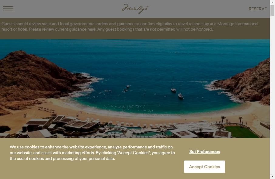 Hotels Websites Design 19