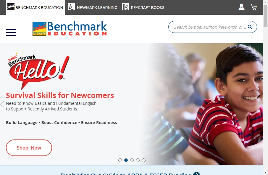 18 Great Education Website Examples 19