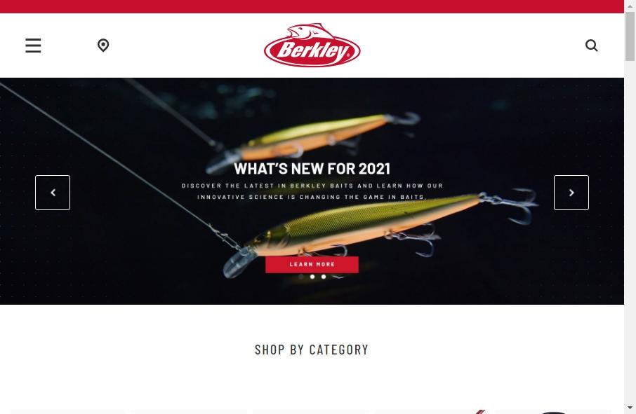 13 Best Fishing Websites Design Examples for 2021 20