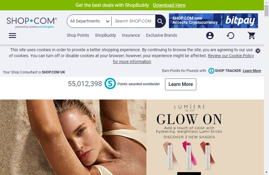 10 Shop Websites Examples to Inspire Your Site 18