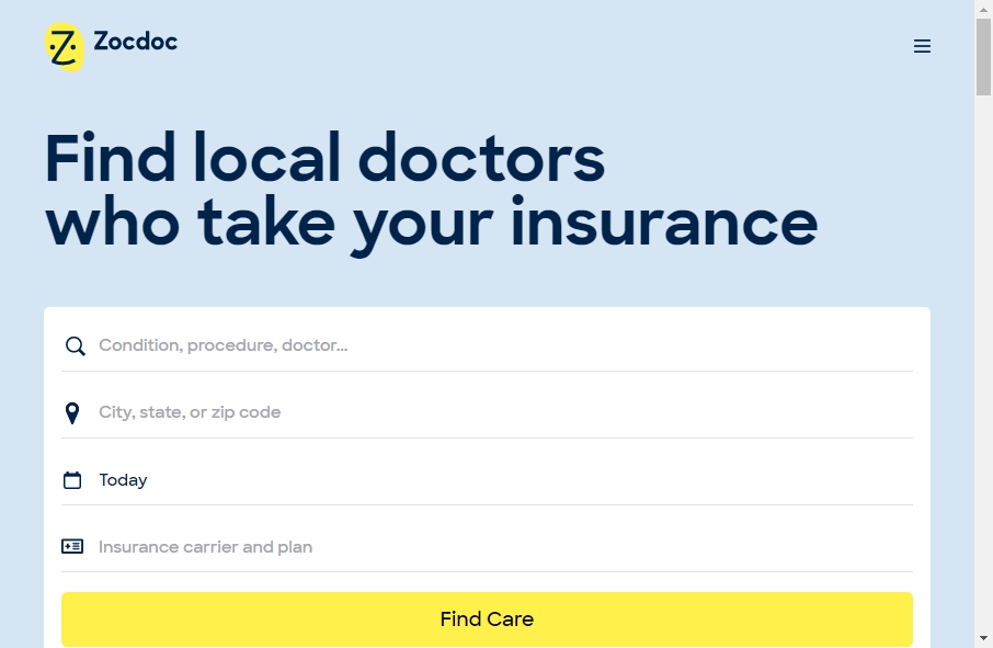 16 Best Doctor Website Design Examples for 2021 19