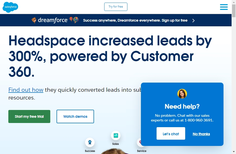 14 Examples of SaaS Websites With Fantastic Designs 19
