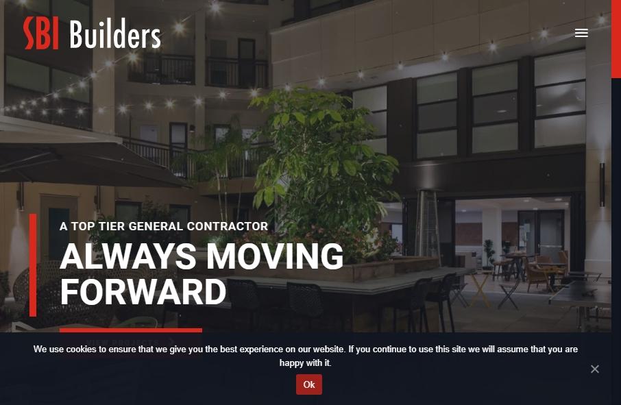 Builders Website Design 20