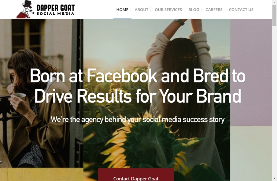 15 Examples of Social Media Websites With Fantastic Designs 20
