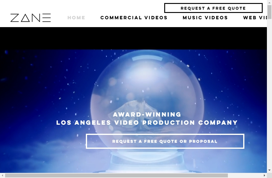 19 Amazing Video Website Design Examples in 2021 19