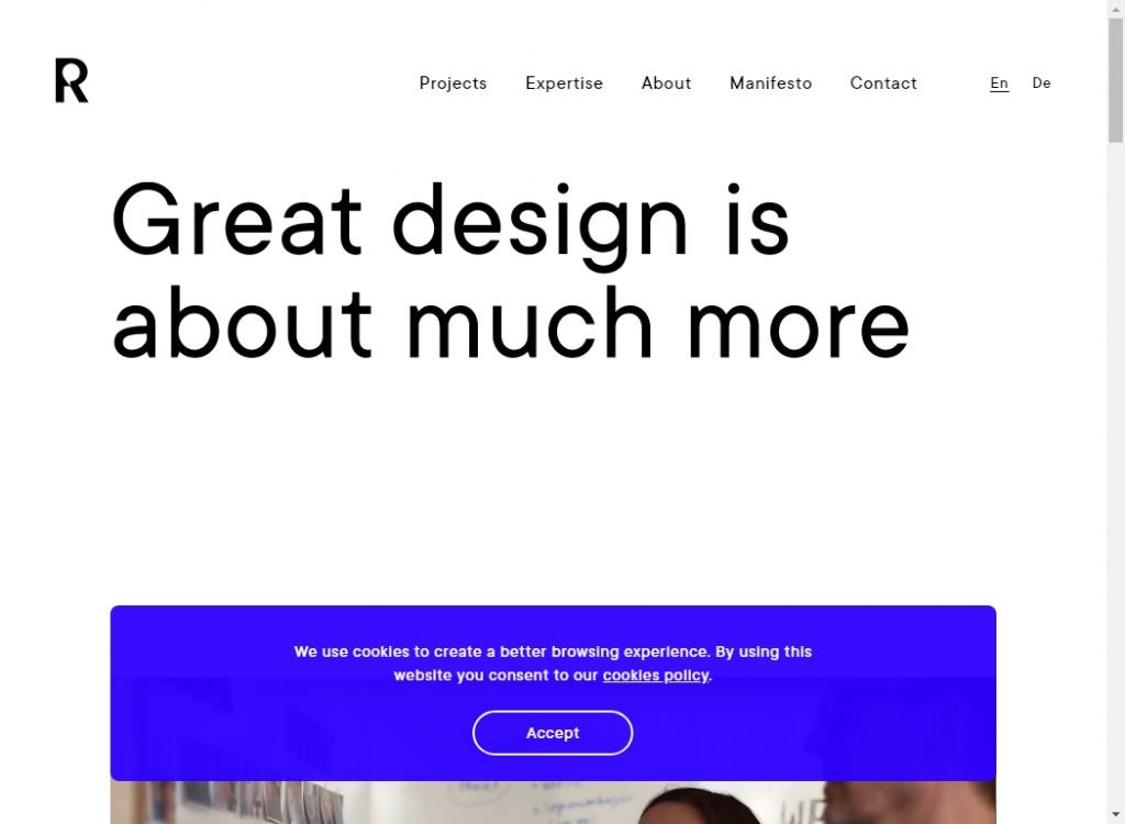 13 Beautifully Designed Video Websites 21