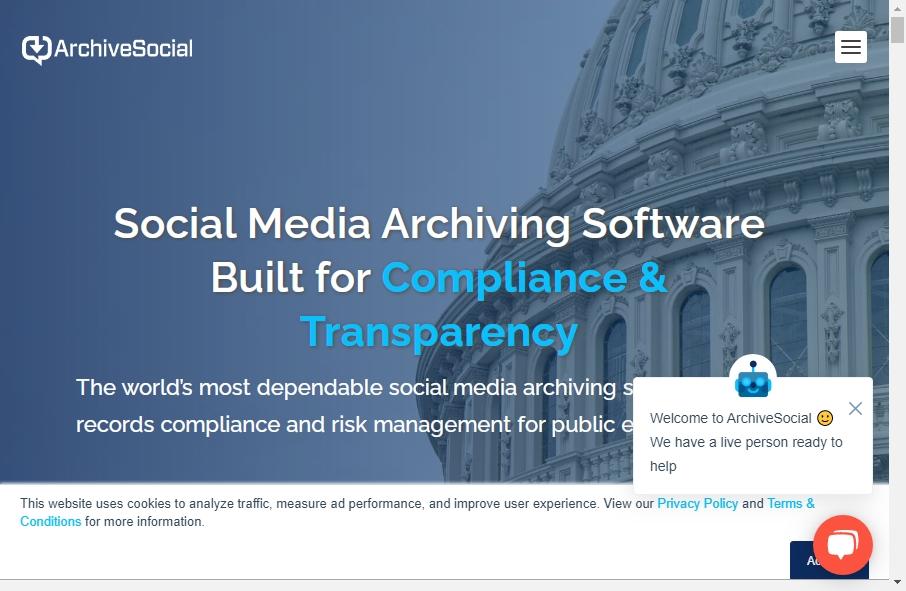 Archive Websites Designs 21