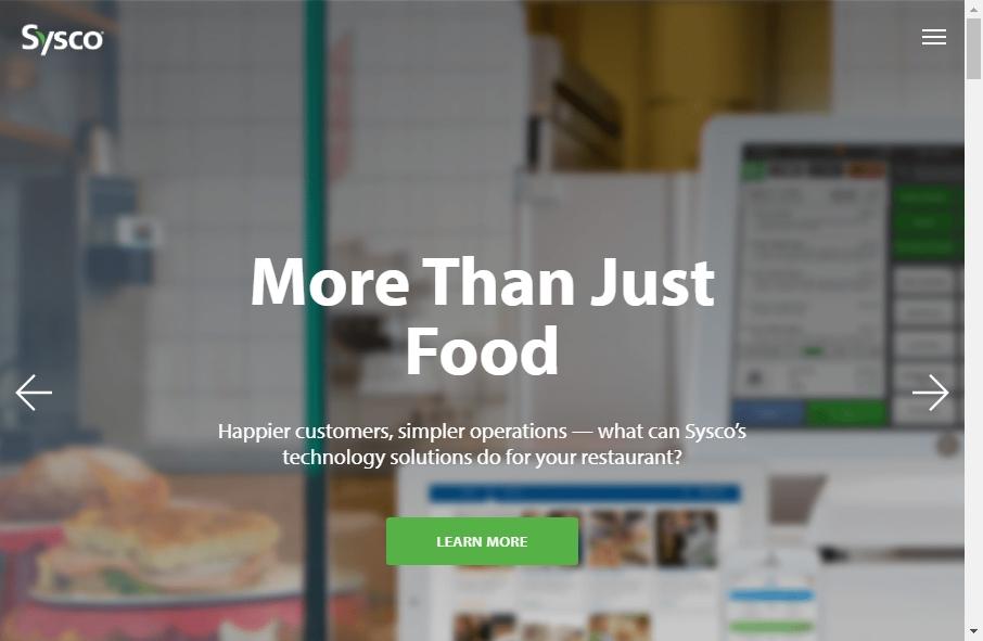 Food Website Design 19