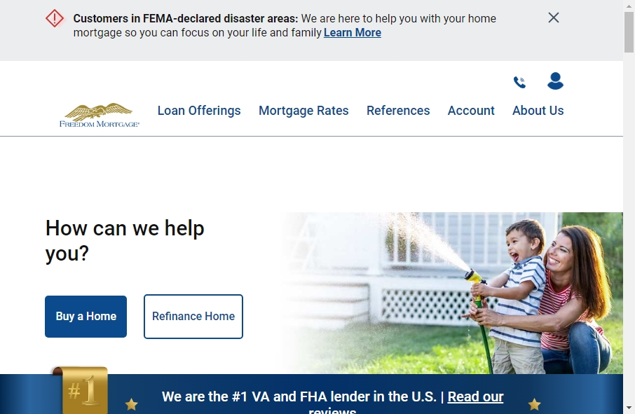 11 Examples of Inspirational Mortgage Websites 18