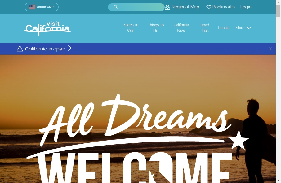 17 Examples of Tourism Websites With Fantastic Designs 21