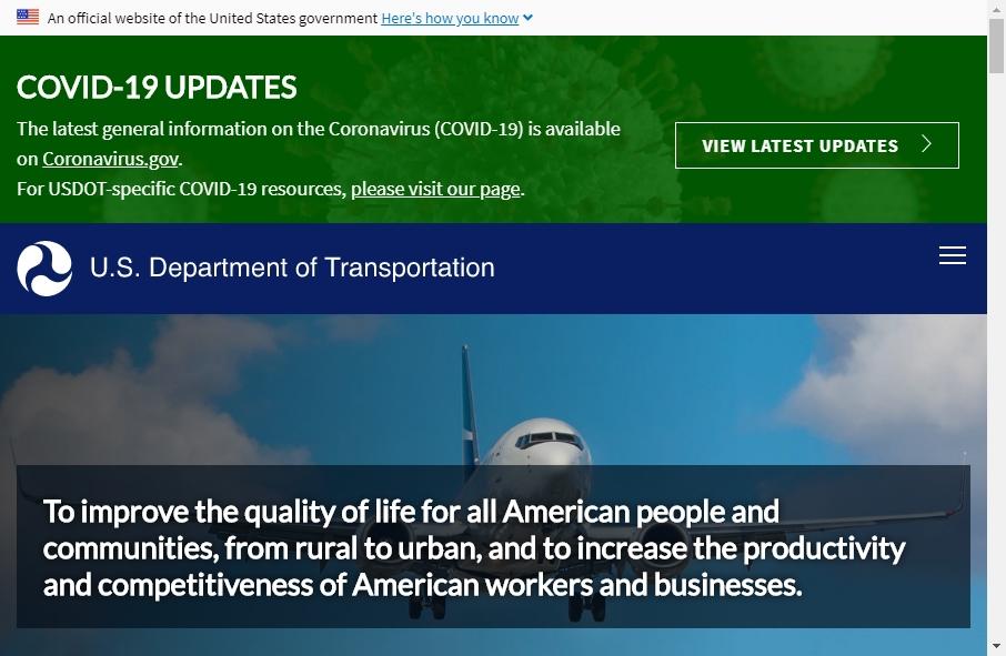 15 Amazing Transportation Website Design Examples in 2021 21