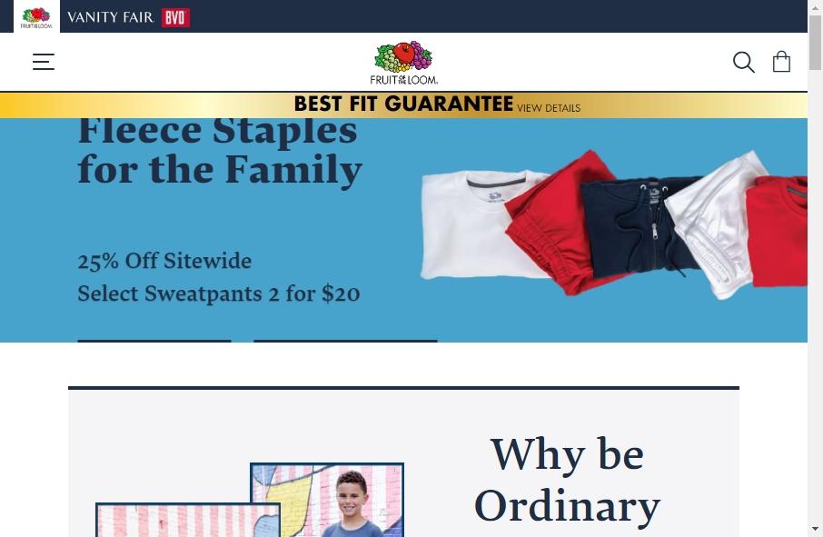 11 Examples of Inspirational Fruit Websites 20