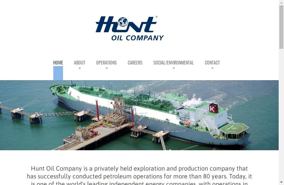 23 Best Oil Website Design Examples for 2021 21