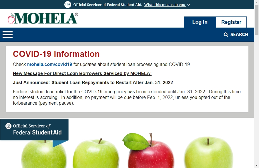 12 Best Student Loan Website Design Examples for 2021 19