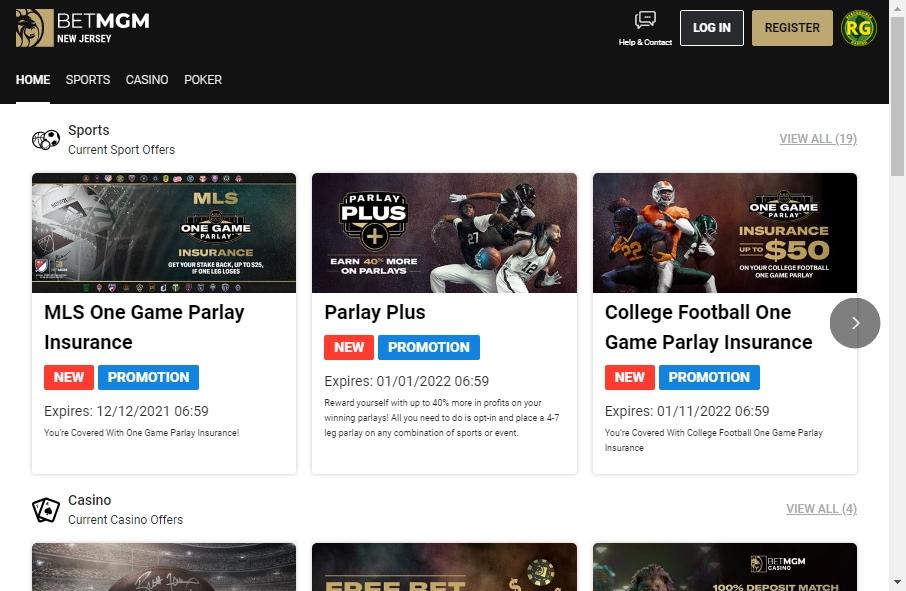 10 Examples of Inspirational Gambling Websites 20