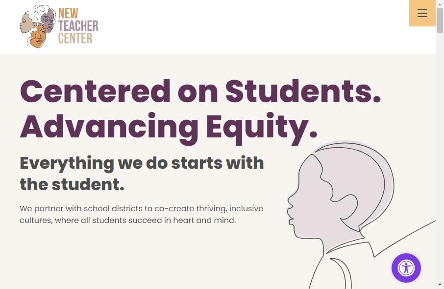 10 beautifully designed Teacher website examples in 2021 19