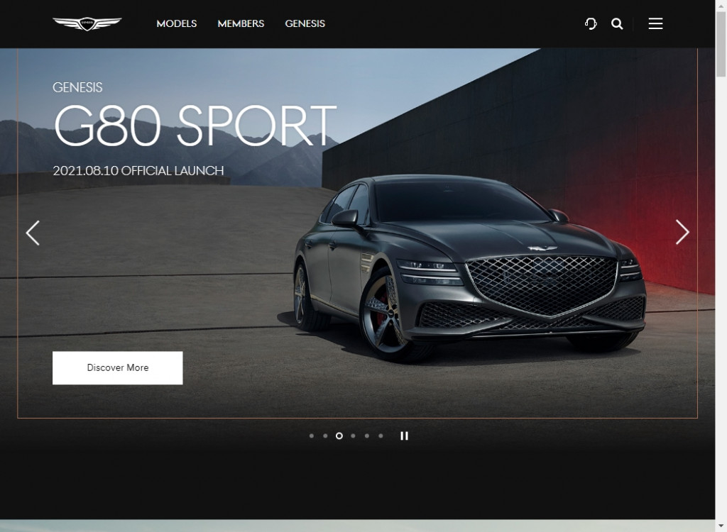 20 Best Futuristic Website Examples to Inspire You in 2021 21
