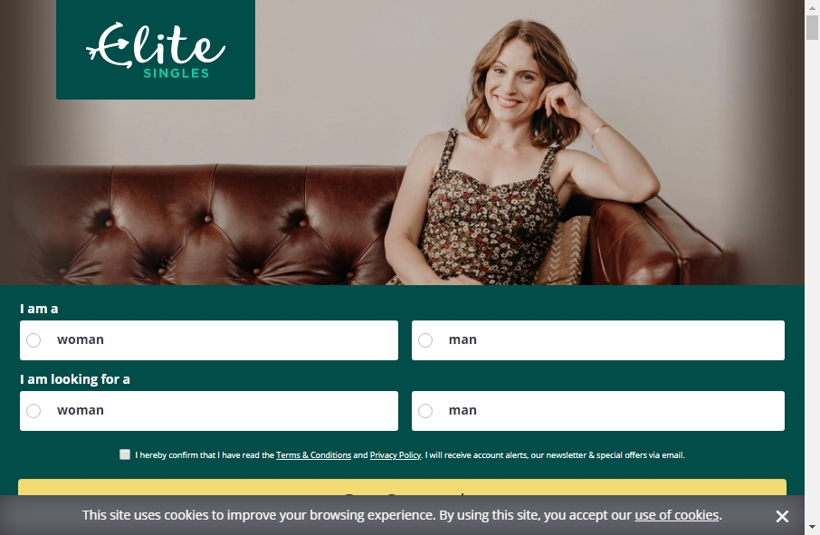 14 Examples of Inspirational Online Dating Websites 21