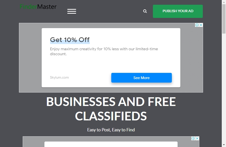 12 Amazing Classified ads Website Design Examples in 2021 20
