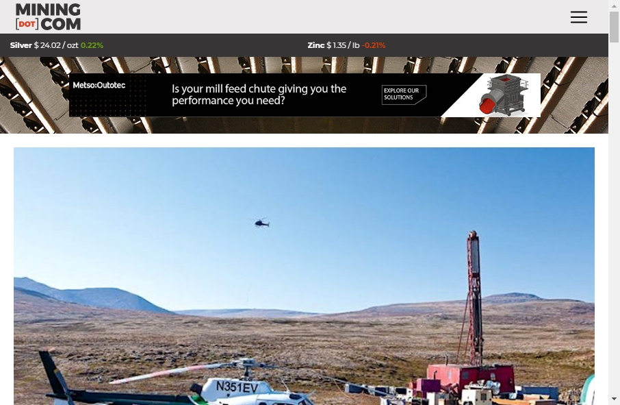 15 Mining Website Examples to Inspire Your Site 21
