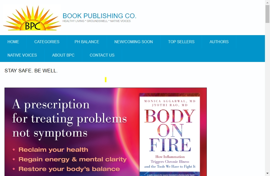 13 Great Publishing Website Examples 21