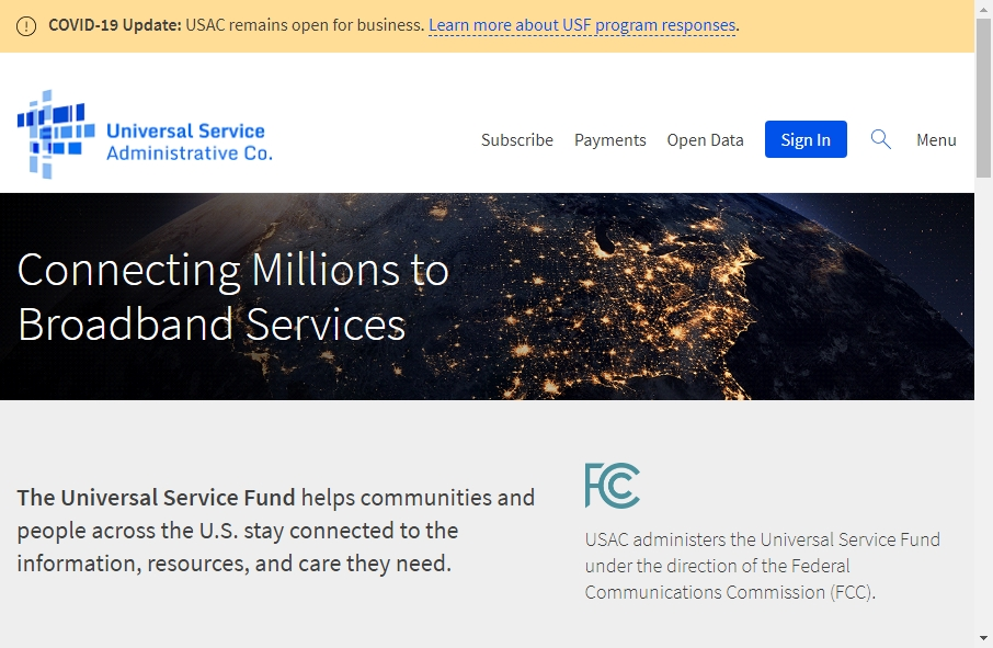 14 Great Administration Website Examples 20