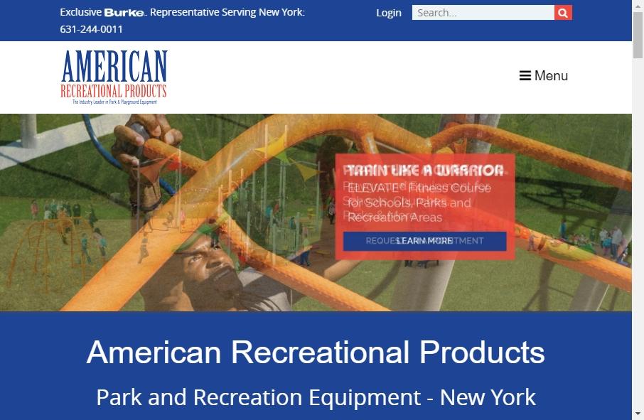15 Amazing Recreation Website Design Examples in 2021 21
