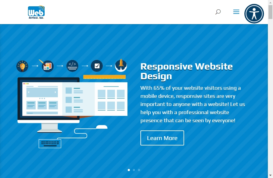 Examples of Inspirational Web service Websites 20