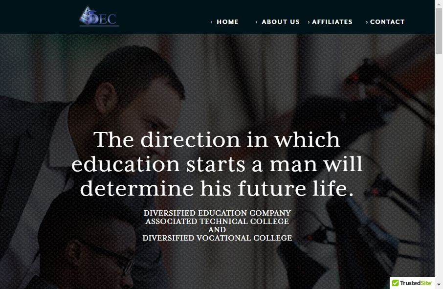 16 Amazing Educational Website Design Examples in 2021 20