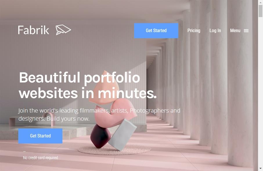 12 Amazing Portfolio Website Design Examples in 2021 21