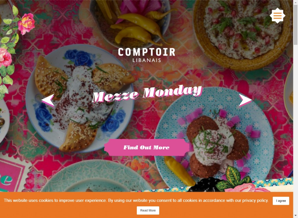 Colorful Web Designs To Inspire You 21