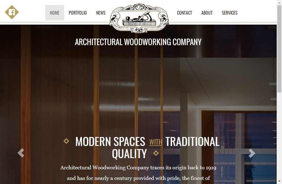 14 Examples of Architectural Websites With Fantastic Designs 21