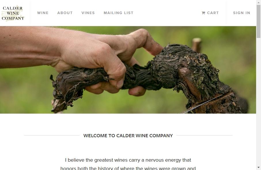 16 Best Wine Website Design Examples for 2021 20