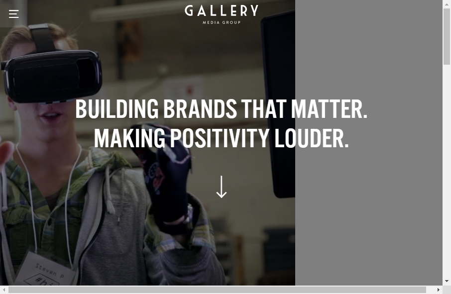 15 Examples of Gallery Websites With Fantastic Designs 20