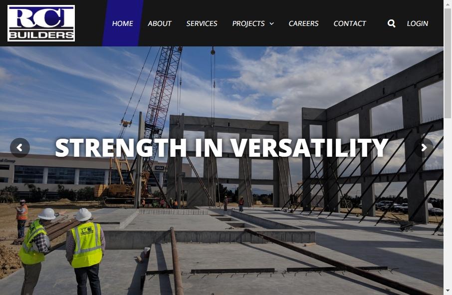 Builders Website Design 21
