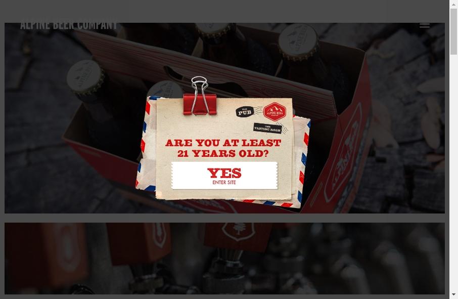 15 Beer Websites Examples to Inspire Your Site 19