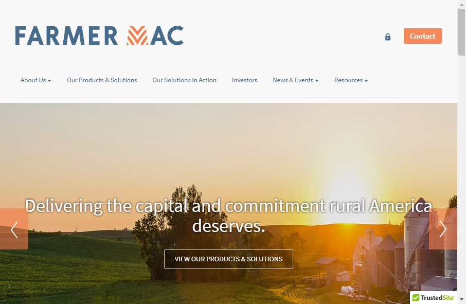 13 Agricultural Websites Examples to Inspire Your Site 21