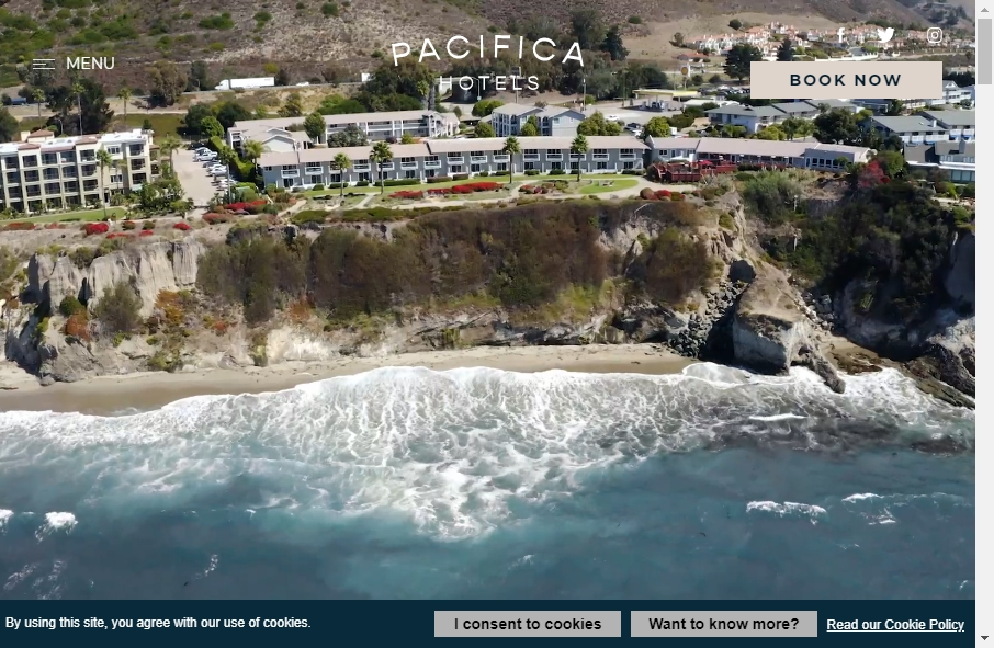 16 Great Motel Website Examples 20