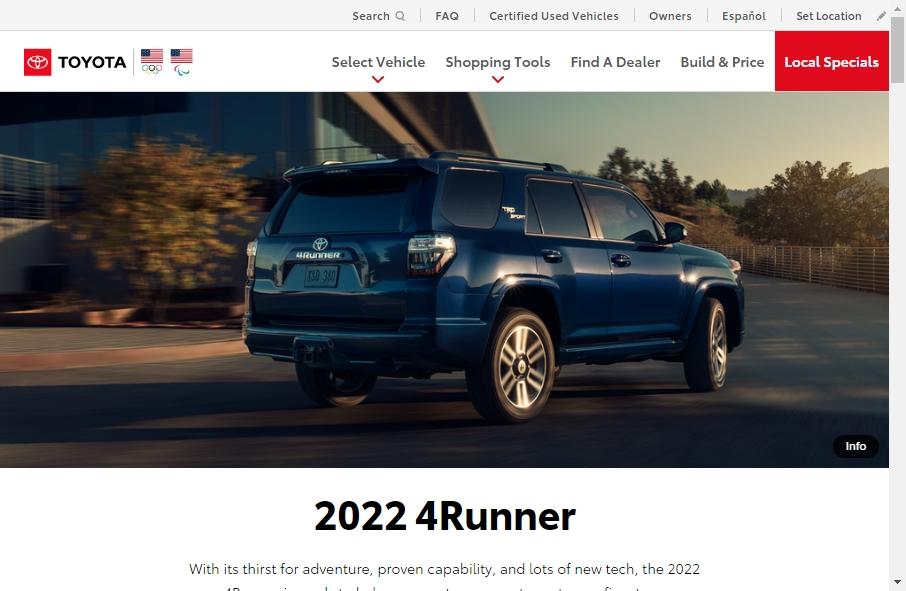 15 Great Automotive Website Examples 20