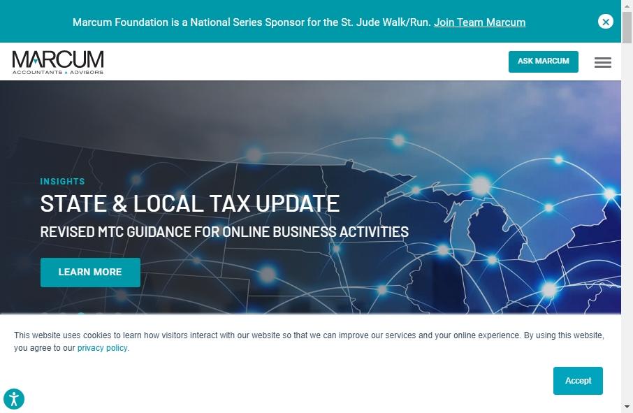Accountants Websites Examples 22