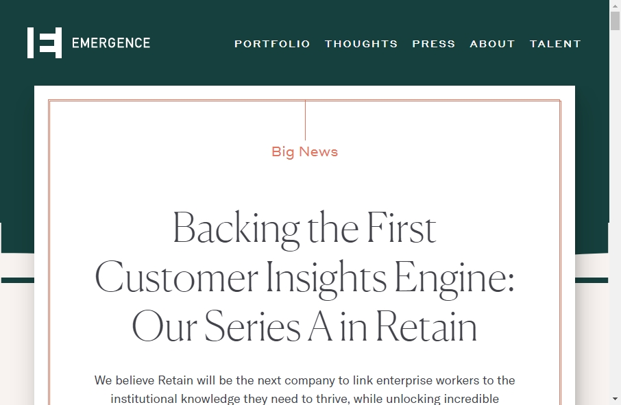 18 Private Equity Website Examples to Inspire Your Site 22
