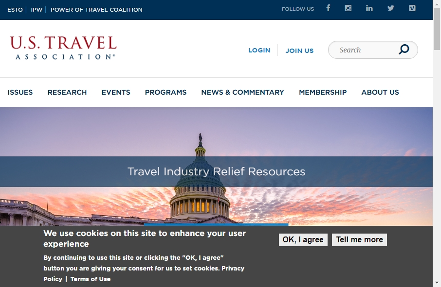 17 Examples of Tourism Websites With Fantastic Designs 22
