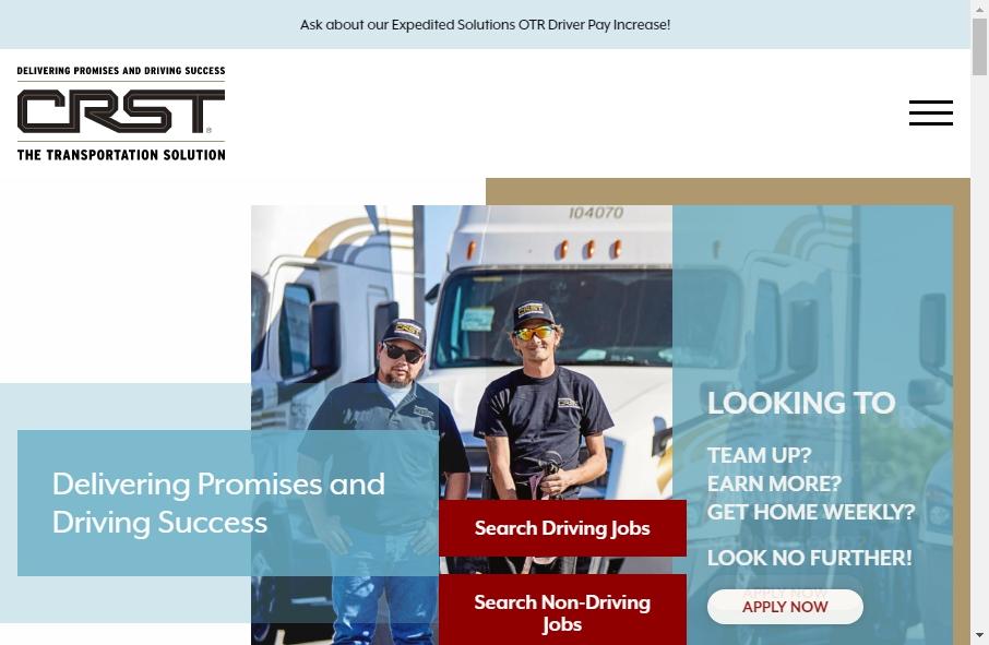15 Amazing Transportation Website Design Examples in 2021 22