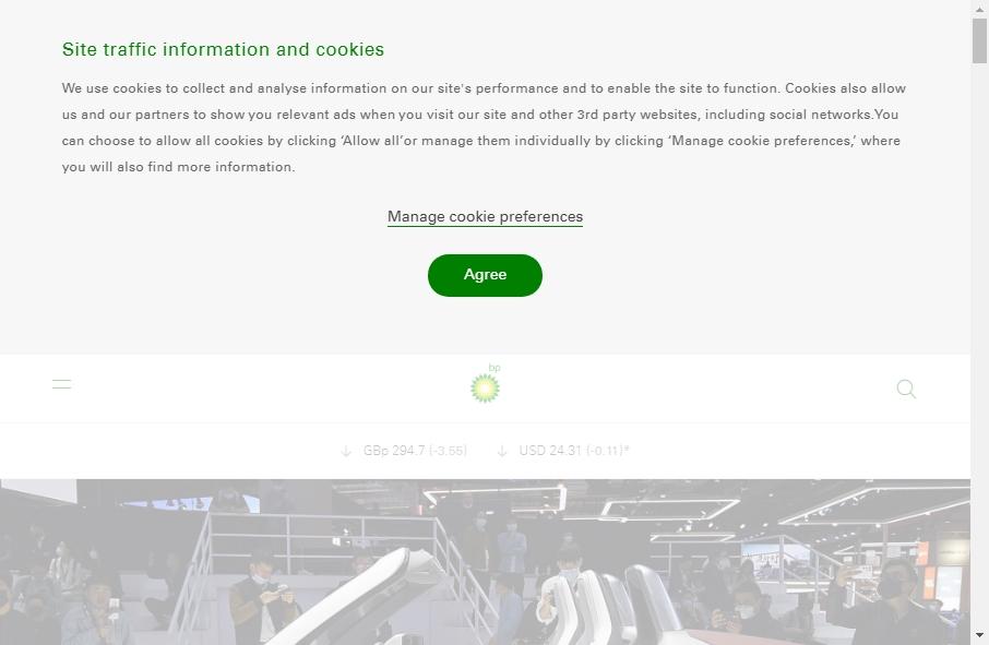 23 Best Oil Website Design Examples for 2021 22