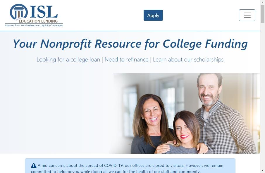 12 Best Student Loan Website Design Examples for 2021 20
